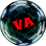 virtuális asszisztens VA logo